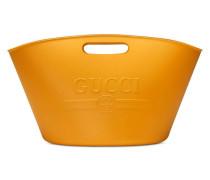 Shopper mit Henkeln mit Gucci Logo
