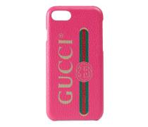 iPhone 8-Etui mit GucciPrint