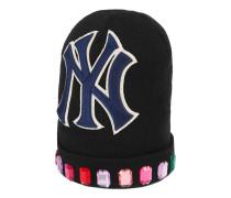 Mütze aus Wolle mit NY Yankees™-Patch
