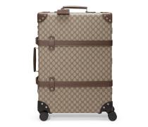 Mittelgroßer Globe-Trotter Koffer mit GG