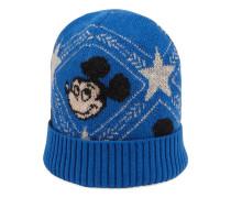 """Disney x"" Mütze aus Wolljacquard"