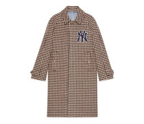 Herren Mantel mit NY Yankees™-Patches