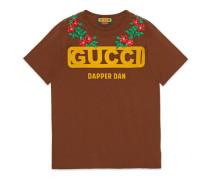 Übergroßer Gucci-Dapper Dan T-Shirt