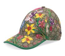 Exklusiv online* GG Baseballkappe mit Flora-Print