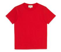 Übergroßer T-Shirt mit GucciStempel