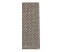 Schal aus GG Jacquard aus Wolle