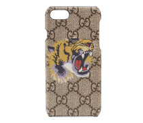 iPhone 7-Etui mit Tiger-Print