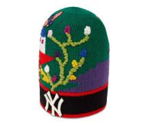 Mütze aus Wolle mit New York Yankees™-Stickerei