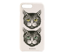 iPhone 8 Plus-Etui mit Mystic Cat