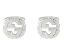GG Manschettenknöpfe aus Silber