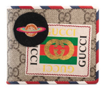 Gucci Courrier Brieftasche aus GG Supreme