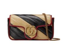 GG Marmont Super-Mini-Tasche