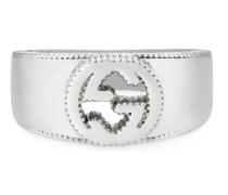 GG Ring aus Silber