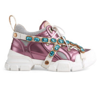 Flashtrek Sneaker mit abnehmbaren Kristallen