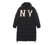 Herren Mantel aus Nylon mit NY Yankees™-Patch