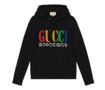 Pullover mit Kapuze und GucciCities