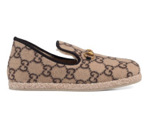 Herren-Loafer aus GG Wolle
