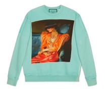 Übergroßer #GucciHallucination Pullover