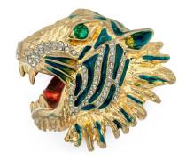Rajah Brosche aus Metall