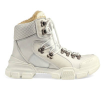 Flashtrek High-Top-Sneaker mit Wolle