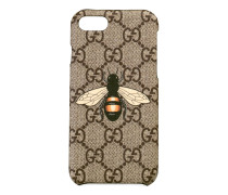 iPhone 8-Etui mit Bienen-Print
