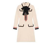 Kleid aus Jersey mit Schleife