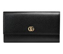 GG Marmont ContinentalBrieftasche aus Leder