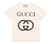 Übergroßer T-Shirt mit GG