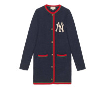 Cardigan mit NY Yankees™-Patch