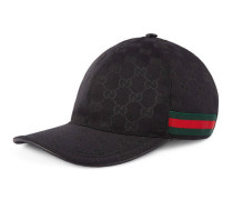Baseball-Cap mit Webstreifen
