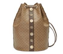 Rucksack aus Mini GG Supreme mit Kordelzug