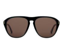Pilotensonnenbrille aus Azetat