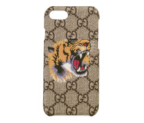 iPhone 8-Etui mit Tiger-Print