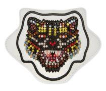 Ace Böse Katze-Stickerei