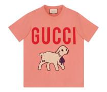 T-Shirt mit Lamm