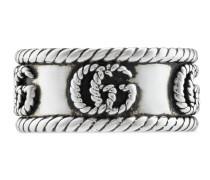 Doppel G Ring