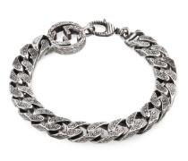 GG Kettenarmband aus Silber