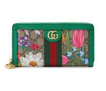 Exklusiv online* Ophidia GG Flora Brieftasche mit Rundum-RV