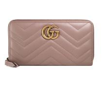 Brieftasche mit Rundumreißverschluss GGMarmont