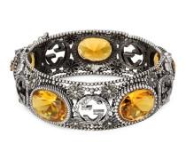 Armband aus Silber mit GG Motiv