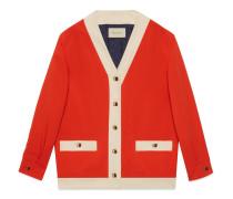Jacke aus Cady-Viskose