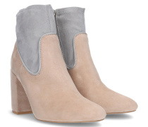 Cassia Piped Boot - Beige