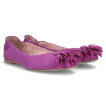 Opal Tassel Ballerina - Violet