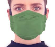 Mund-Nasen-Maske mit Filtertasche