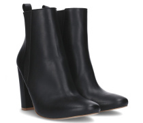 Linear Ankle Boot - Black
