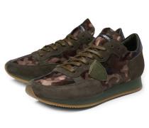 Sneaker 'Tropez' oliv