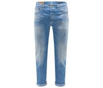 Jeans 'Brighton' rauchblau