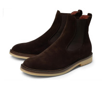 Chelsea Boot 'Winter Beatle Walk' dunkelbraun