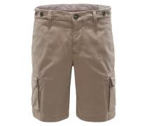 Cargo-Shorts hellbraun