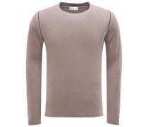 R-Neck Pullover 'Marius' beige